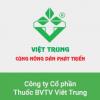 CÔNG TY CỔ PHẦN THUỐC BVTV VIỆT TRUNG